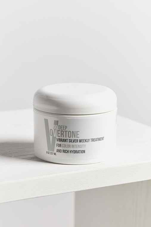 oVertone Go Deep Weekly Hair Treatment,SILVER,ONE SIZE