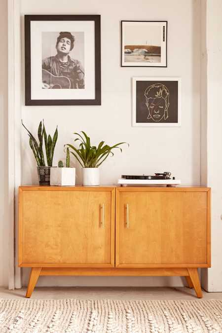 Sawyer Storage Media Console
