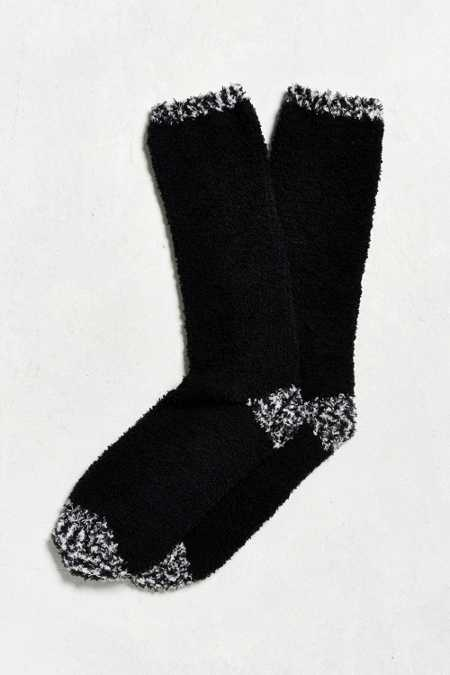 Fuzzy Boot Sock