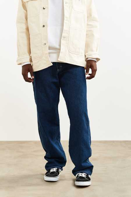 Pointer Brand Washed Denim Carpenter Jean