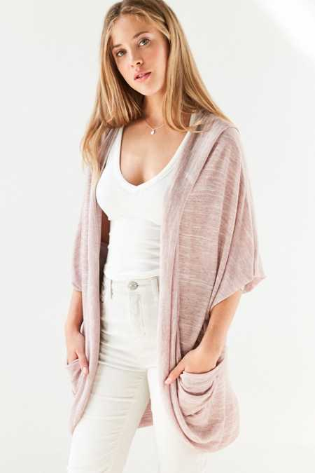 Silence + Noise Dallas Cocoon Cardigan
