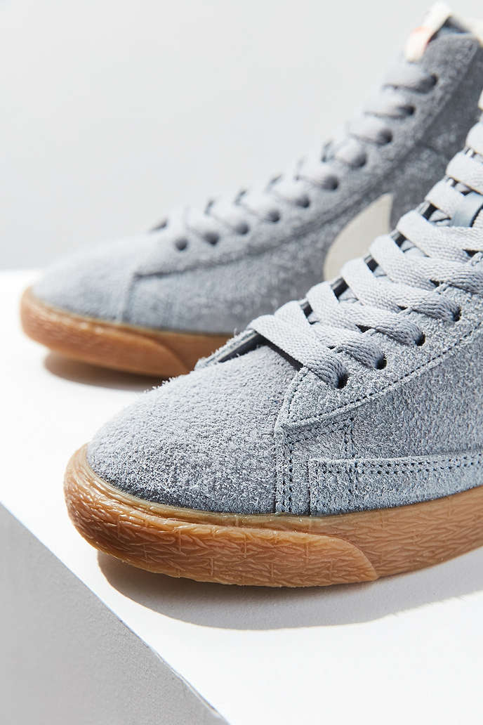 official photos 2828a fc8f5 ... nike womens blazer mid suede vintage sneaker urban outfitters   40443723 004 d