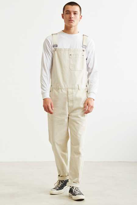 BDG Dense Cotton Canvas Overall