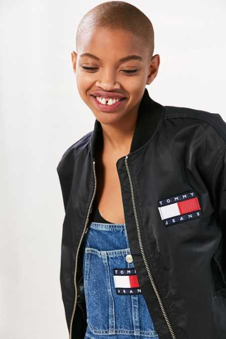 Tommy Jeans For UO '90s Bomber Jacket