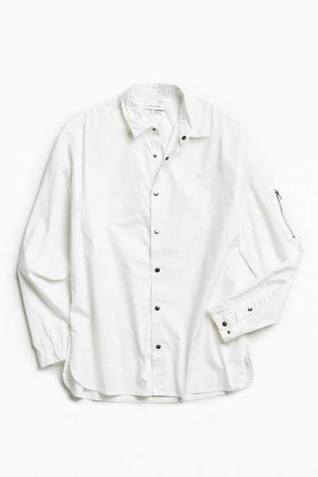 UO MA-1 Button-Down Shirt