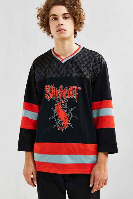 Slipknot Hockey Jersey