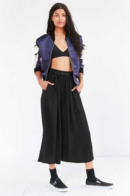 Staring At Stars Crinkle Culotte Pant