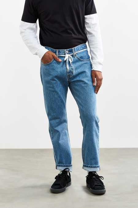 Levi's 505 Light Stonewash Slim Jean