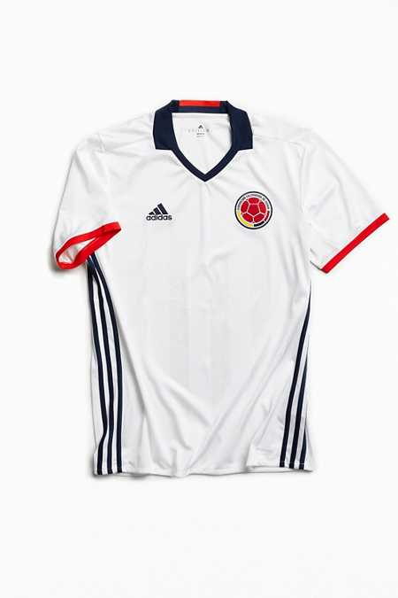 adidas Colombia Home Soccer Jersey