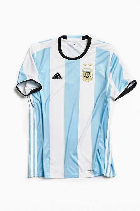 adidas Argentina Home Soccer Jersey