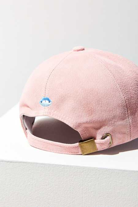 The Style Club Suede Baseball Hat