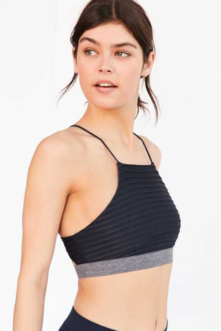 Without Walls Addilyn High Neck Bra