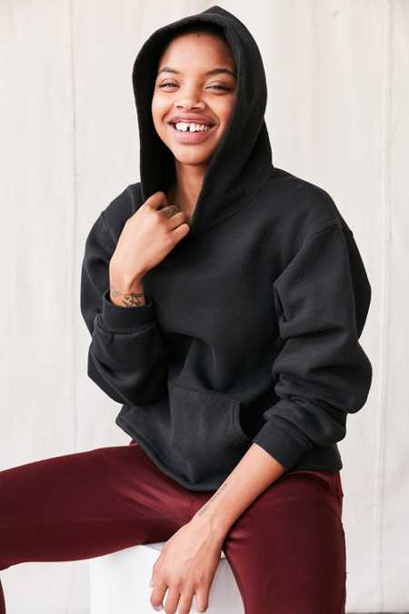 Urban Renewal Recycled Remade Pocket Hoodie Sweatshirt
