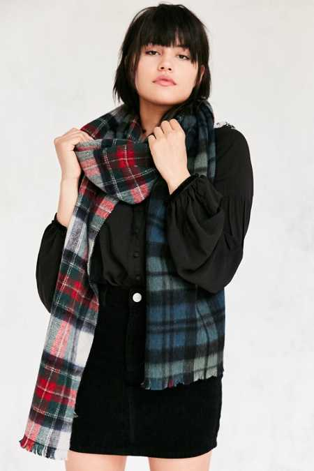 Pendleton Double-Face Scarf