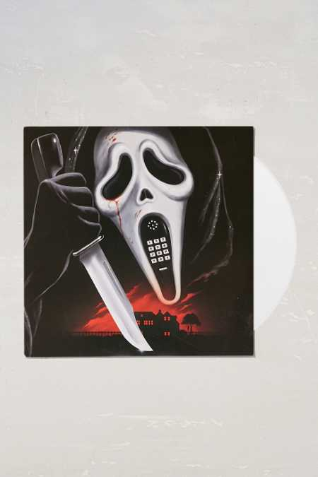 Marco Beltrami - Scream 1/Scream 2 Soundtrack LP
