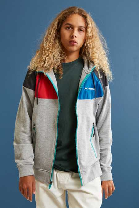 Columbia Wilkinson Cove Zip Hoodie Sweatshirt
