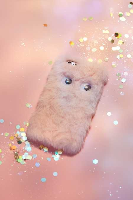 Pink Furry Thing iPhone 6/6s Case