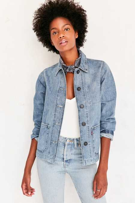 Levi's Denim Chore Coat