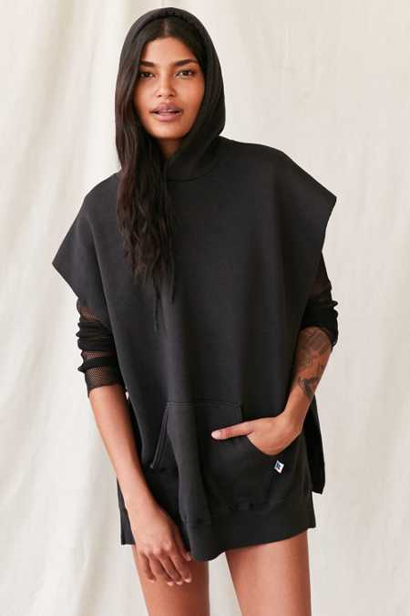 Urban Renewal Remade Side Slit Sweatshirt