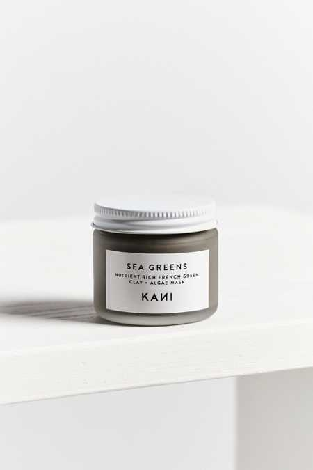 Kani Botanicals Sea Greens Face Mask