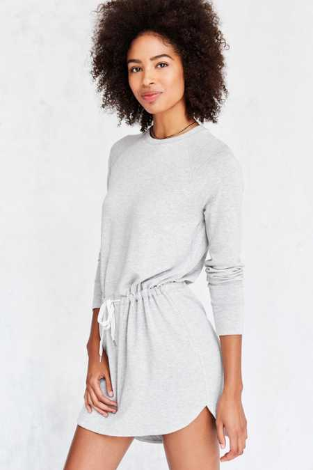 Silence + Noise Hudson Sweatshirt Dress