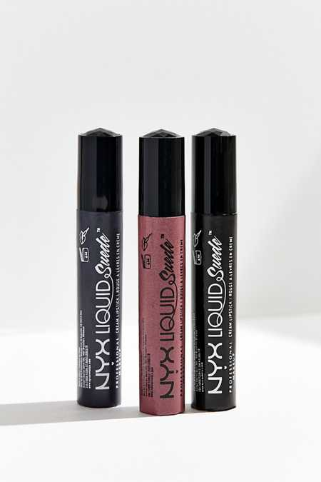 NYX Liquid Suede Cream Lipstick Set