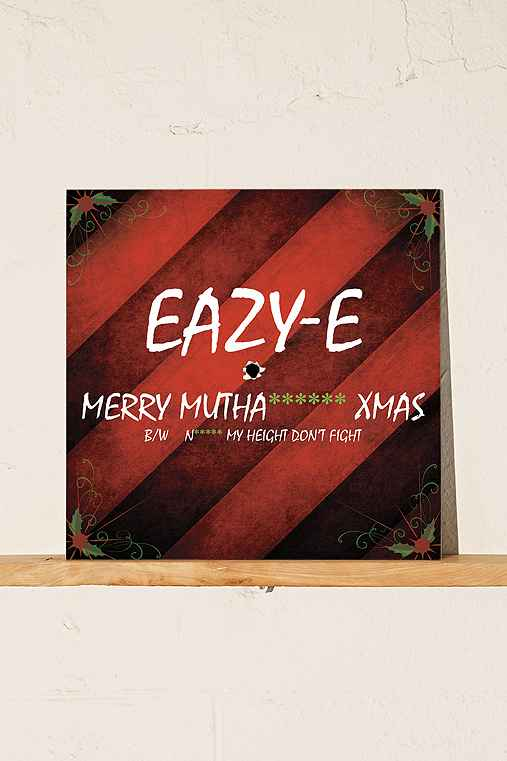 Eazy E - Merry Mutha****** Xmas EP,RED,ONE SIZE
