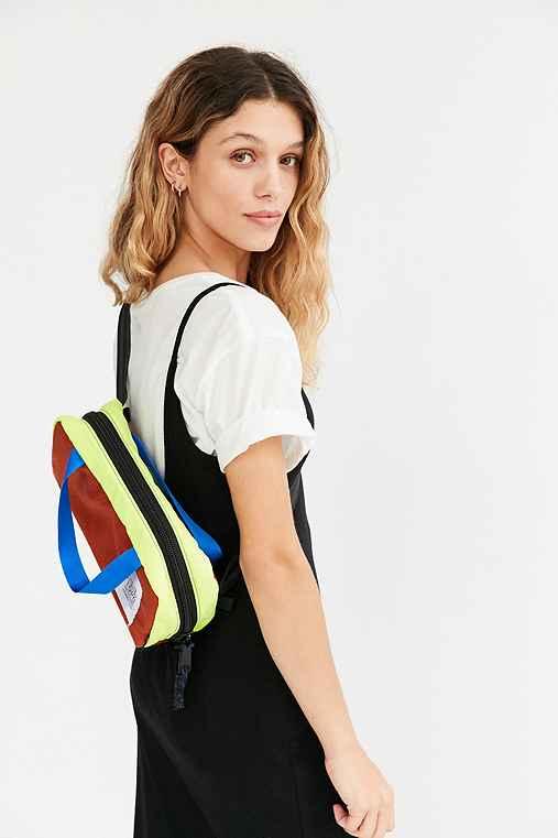 Topo Designs Minimal Hip Pack Belt Bag,YELLOW,ONE SIZE