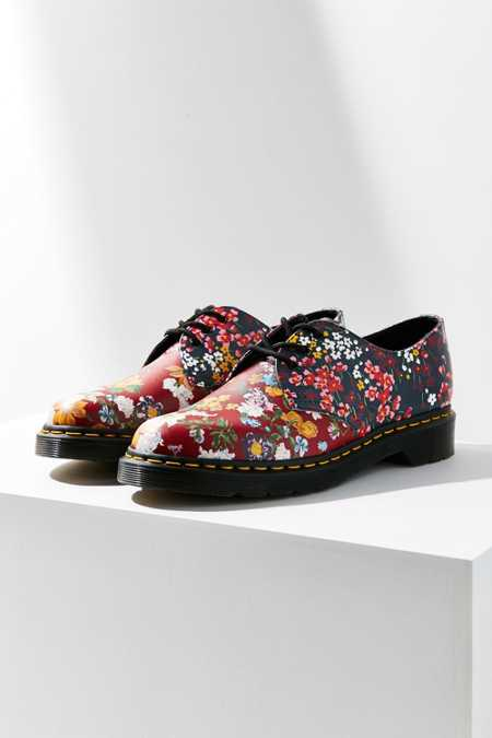 Dr. Martens 1461 Floral 3-Eye Oxford