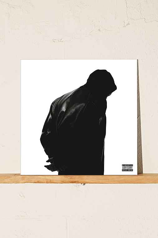 Clams Casino - 32 Levels LP,BLACK,ONE SIZE