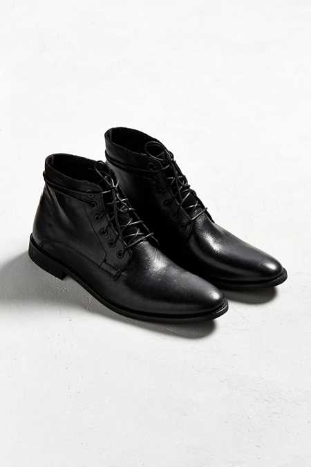 UO Distressed Lace-Up Boot