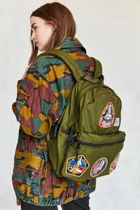 Epperson Mountaineering Day Pack Nasa Patch Backpack