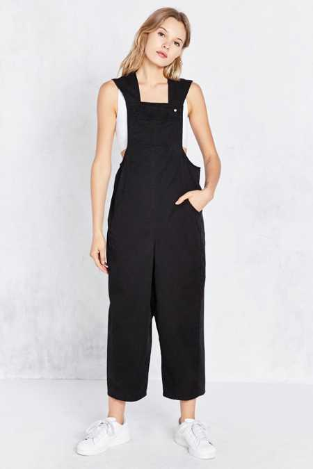 BDG Bungee Wide-Leg Crop Overall