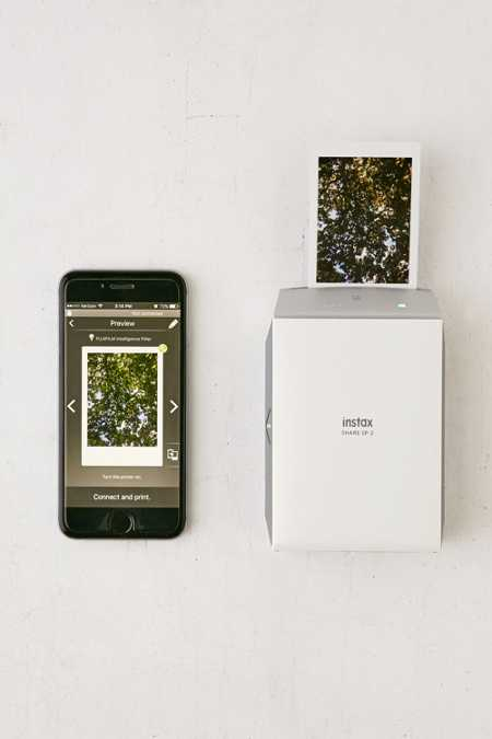 Fujifilm Instax Share SP-2 Smartphone Instant Printer