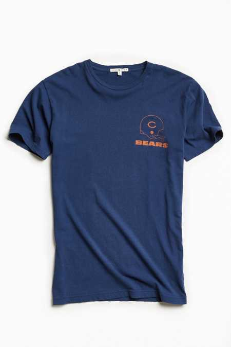 Junk Food Chicago Bears Tee