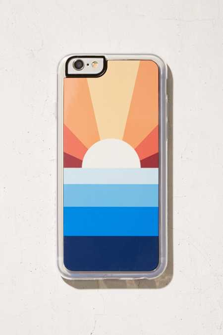 Zero Gravity Sun Down iPhone 6/6s Case