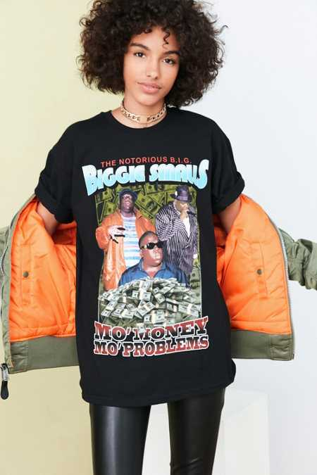 Notorious B.I.G. Mo Money Mo Problems Tee