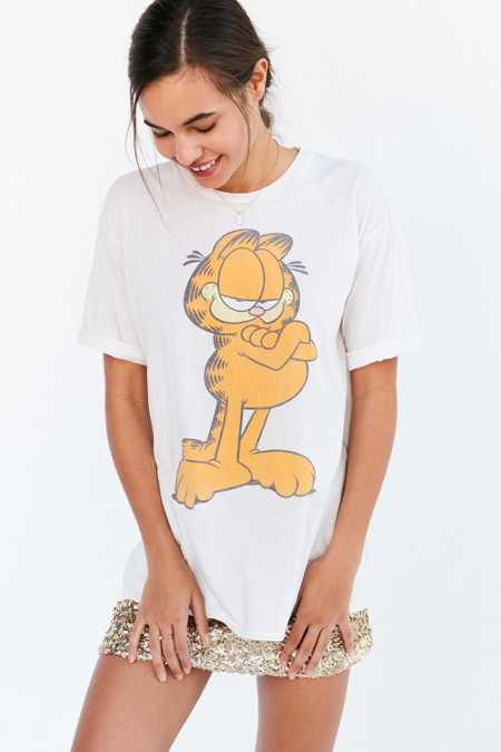 Corner Shop Garfield Tee