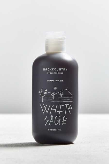 Juniper Ridge Backcountry Body Wash