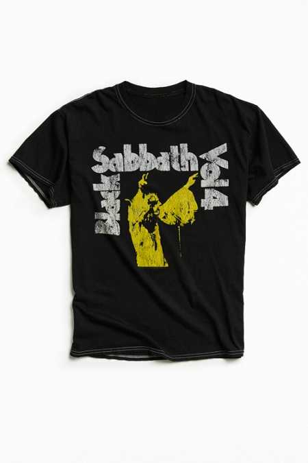 Black Sabbath Vol. 4 Tee