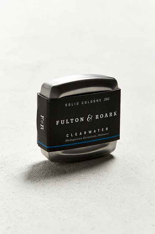 Fulton + Roark Clearwater Solid Cologne,CLEAR WATER,ONE SIZE
