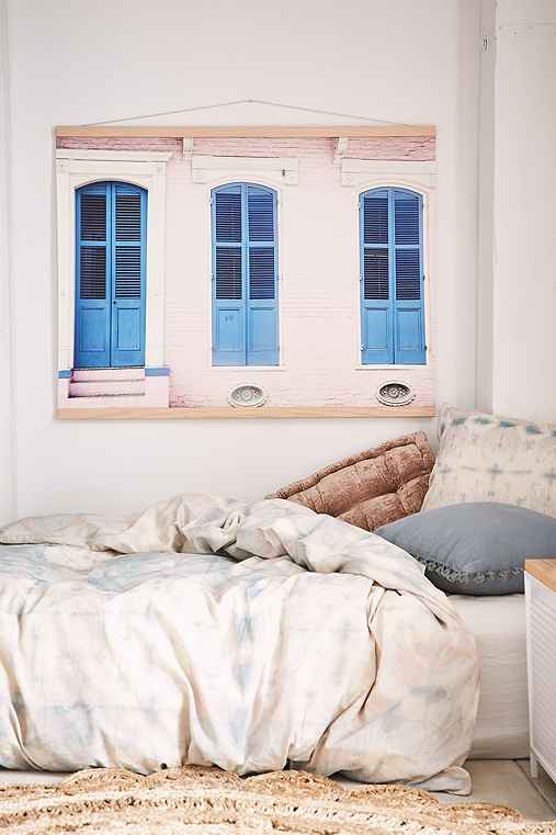 Catherine McDonald For DENY New Orleans Color II Art Print,PINK,40X60