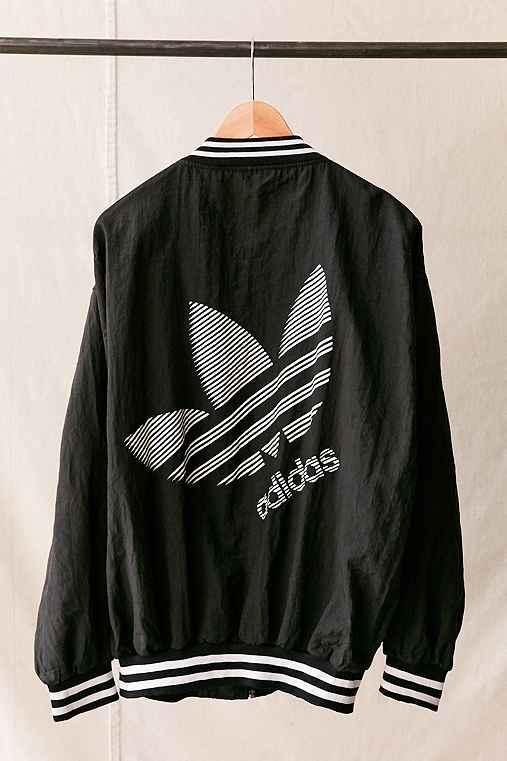 Vintage adidas Bomber Windbreaker Jacket,ASSORTED,ONE SIZE