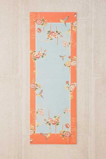 UO Floral Dreams Yoga Mat