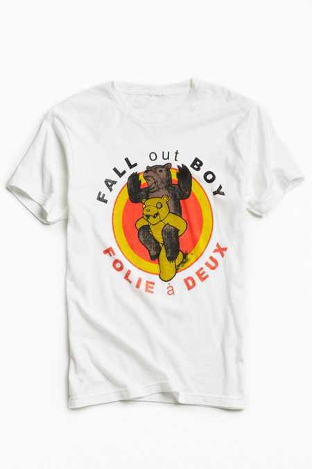Fall Out Boy Folie A Deux Tee