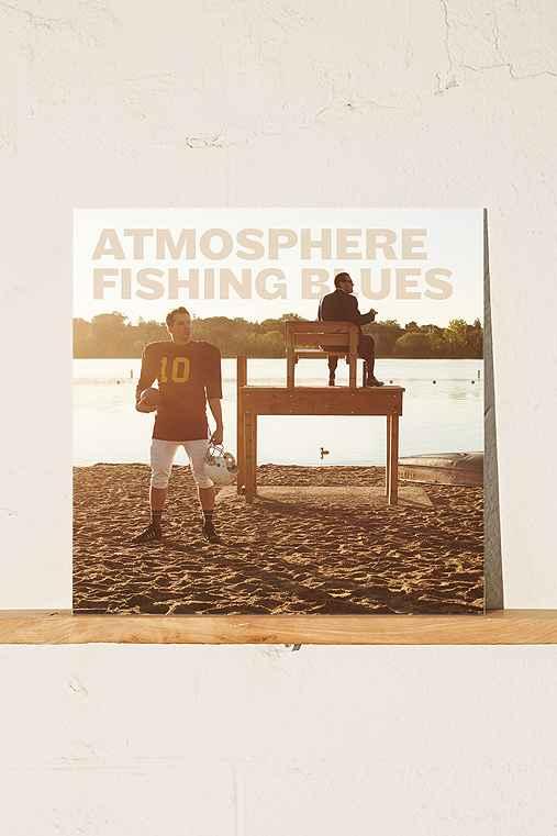 Atmosphere - Fishing Blues LP,BLACK,ONE SIZE