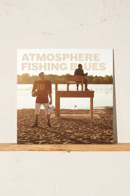 Atmosphere - Fishing Blues LP