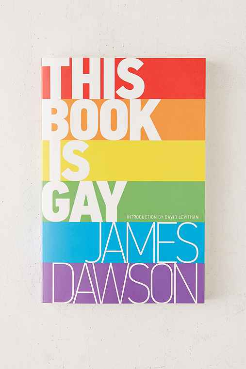 This Book Is Gay By James Dawson,ASSORTED,ONE SIZE