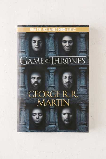 Game Of Thrones: A Song Of Ice And Fire, Book 1 By George R.R. Martin