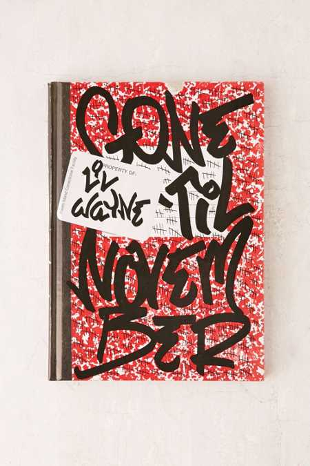 Gone 'Til November: A Journal Of Rikers Island By Lil Wayne